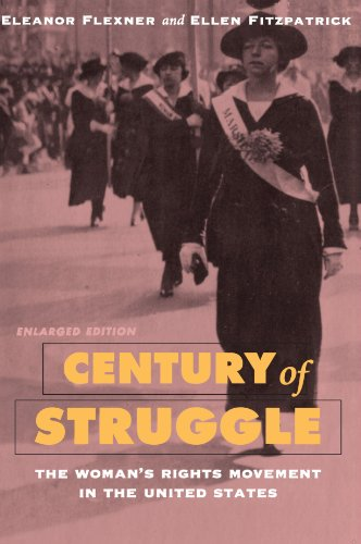 9780674106536: Century of Struggle: The Woman's Rights Movement in the United States, Enlarged Edition