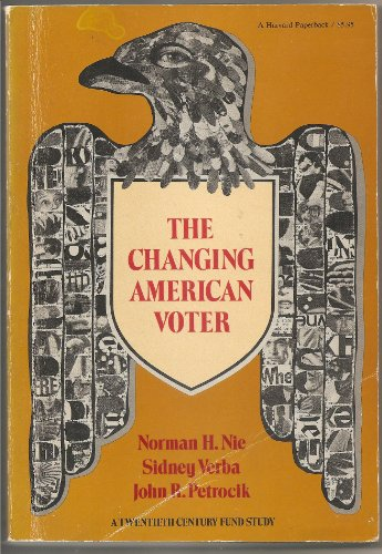 9780674108165: The Changing American Voter