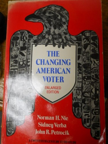 9780674108356: The Changing American Voter: Enlarged Edition (Harvard Paperbacks)