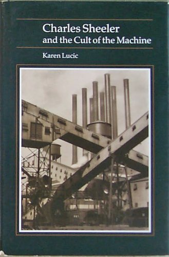 9780674111103: Charles Sheeler & the Cult of Machine Cl