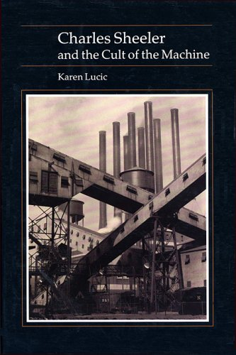 9780674111110: Charles Sheeler and Cult of the Machine (Essays in Art and Culture)