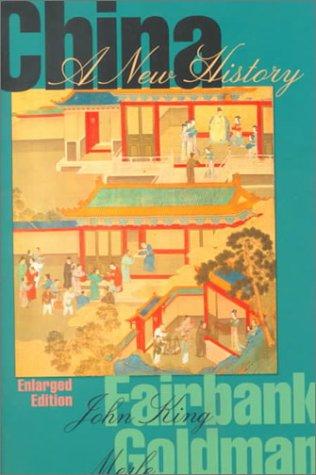 9780674116733: China: A New History