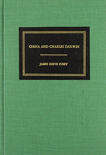 China and Charles Darwin: Pusey, James Reeve