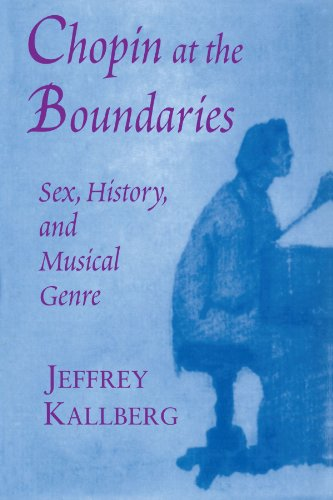 9780674127913: Chopin at the Boundaries: Sex, History, and Musical Genre (Convergences: Inventories of the Present)