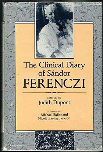 9780674135260: Clinical Diary of Sandor Ferenczi