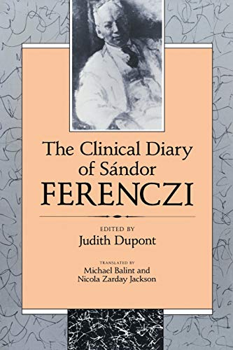 9780674135277: The Clinical Diary of Sándor Ferenczi