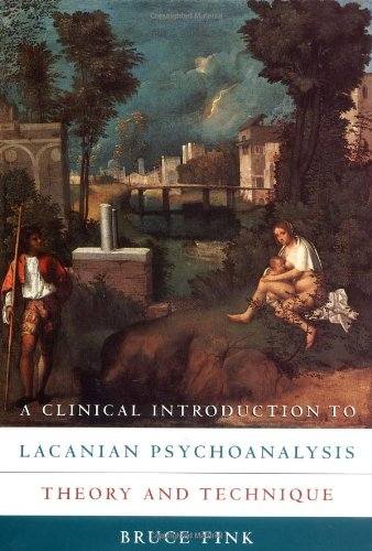9780674135352: A Clinical Introduction to Lacanian Psychoanalysis: Theory and Technique