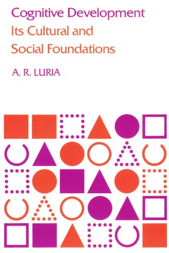 9780674137325: Cognitive Development: Its Cultural and Social Foundations