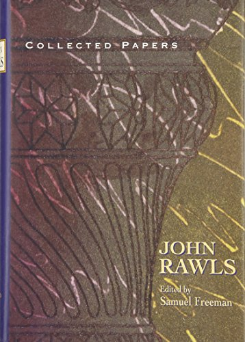 Collected Papers: Rawls, John