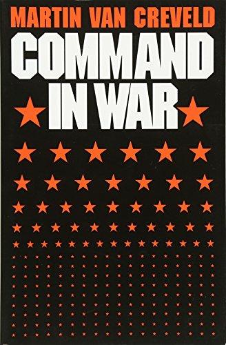 9780674144415: Command in War