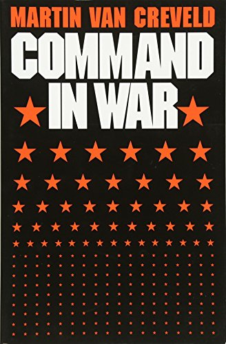 9780674144415: Command in War