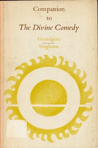 9780674151758: Companion to The Divine Comedy