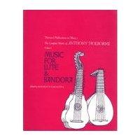 Music for Lute and Bandora (Complete Works): Masakata Kanazawa (Editor),