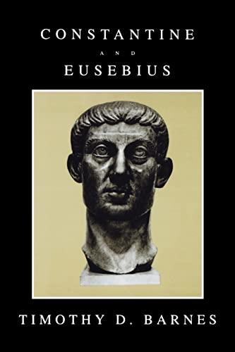 9780674165311: Constantine and Eusebius