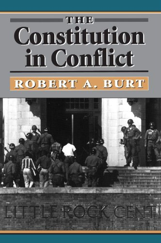 9780674165373: The Constitution in Conflict