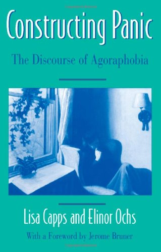 9780674165489: Constructing Panic: Discourse of Agoraphobia