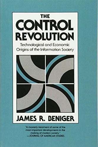 9780674169869: The Control Revolution: Technological and Economic Origins of the Information Society