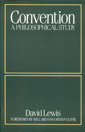 9780674170261: Convention: A Philosophical Study