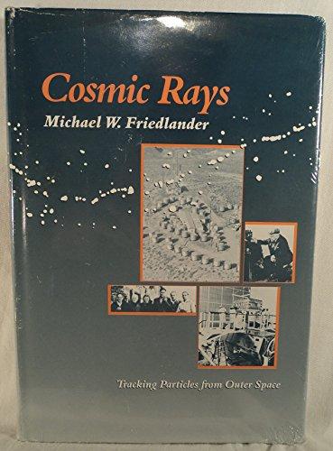 9780674174580: Cosmic Rays