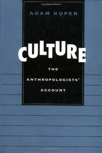 9780674179578: Culture: The Anthropologists' Account