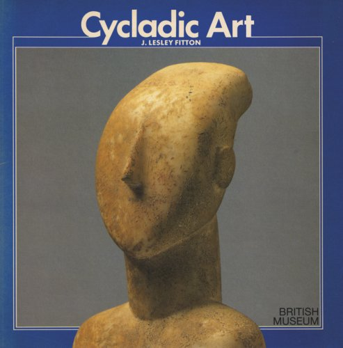 9780674180352: Cycladic Art (British Museum Paperbacks)