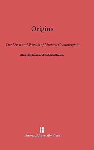 9780674184831: Origins: The Lives and Worlds of Modern Cosmologists