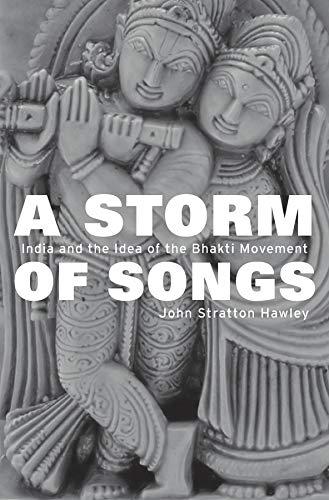 A Storm of Songs (Hardback): John Stratton Hawley