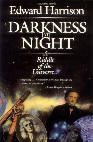 9780674192713: Darkness at Night: A Riddle of the Universe