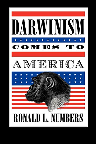 Darwinism Comes to America (0674193121) by Ronald L. Numbers