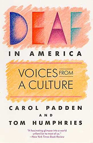 9780674194243: Deaf in America - Voices from a Culture (Paper)