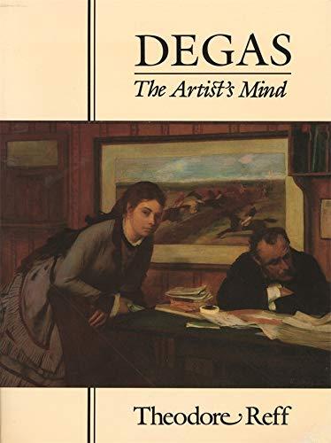 9780674195431: Degas: The Artist's Mind (Paperbacks in art history)