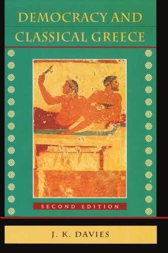 9780674196070: Democracy and Classical Greece, Revised Edition (Series II: Adams Family Correspondence)