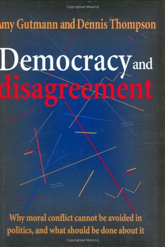 9780674197657: Democracy and Disagreement