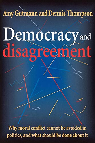 9780674197664: Democracy and Disagreement