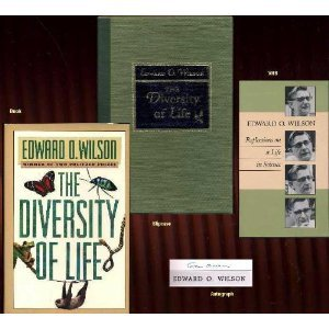 9780674212992: The Diversity of Life/Signed Book and Vhs Tape/Boxed Set