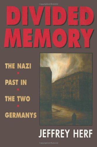 9780674213036: Divided Memory: Nazi Past in the Two Germanys