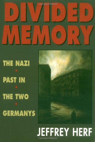 9780674213043: Divided Memory: The Nazi Past in the Two Germanys