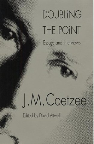 9780674215177: Doubling the Point: Essays and Interviews