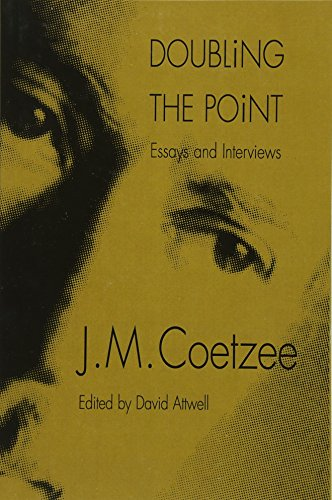 9780674215184: Doubling the Point: Essays and Interviews