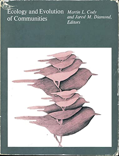 9780674224469: Ecology and Evolution of Communities