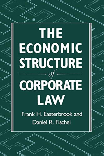 9780674235397: The Economic Structure of Corporate Law