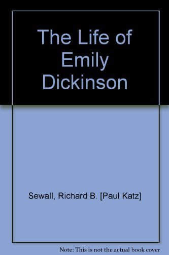 9780674250437: The Life of Emily Dickinson