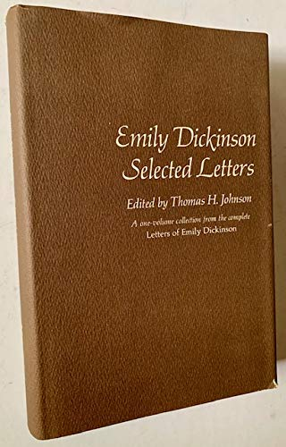 9780674250604: Selected Letters (Belknap Press)
