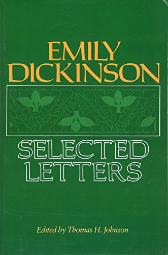 9780674250703: Emily Dickinson: Selected Letters