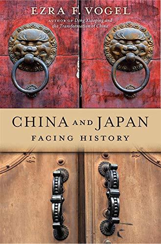 Ezra F. Vogel, China and Japan