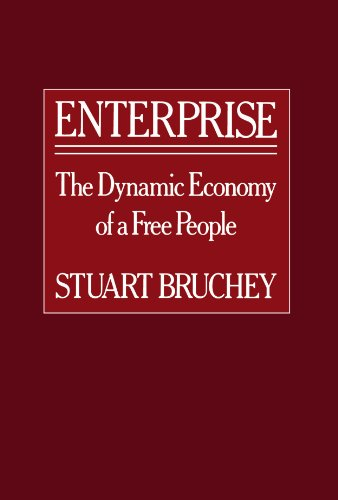 9780674257467: Enterprise: The Dynamic Economy of a Free People
