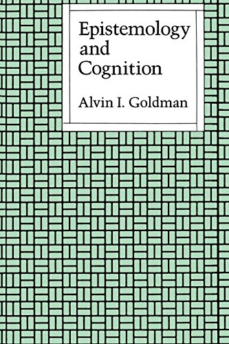 9780674258969: Epistemology and Cognition