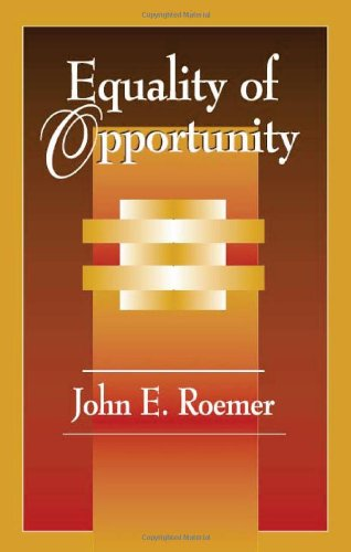9780674259911: Equality of Opportunity