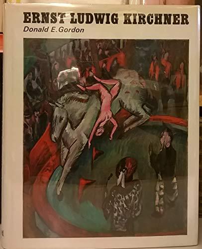 9780674261006: Gordon: Ernst Ludwig Kirchner