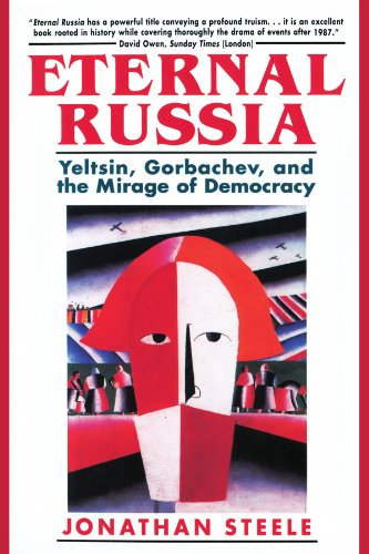 9780674268388: Eternal Russia: Yeltsin, Gorbachev, and the Mirage of Democracy